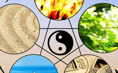 5 Elementi e stress, scoprirlo allunga la vita.
