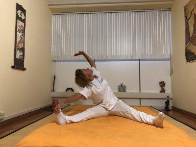 Yoga e Meridiani