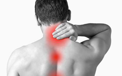 Massaggi shiatsu e colonna vertebrale.