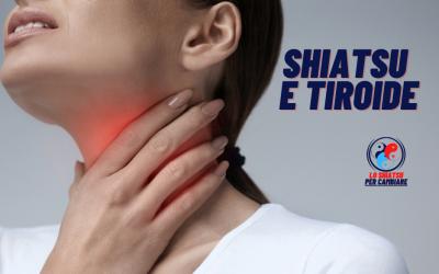 Shiatsu a collo e spalle = tiroide sana. 2 Punti vitali.