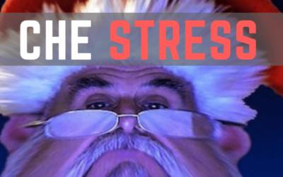 Stress natalizio? 3 esercizi e lo elimini!