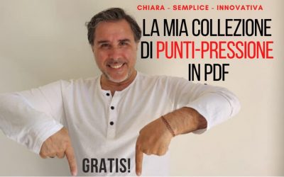 Punti Shiatsu…la 3PT Collection GRATIS!